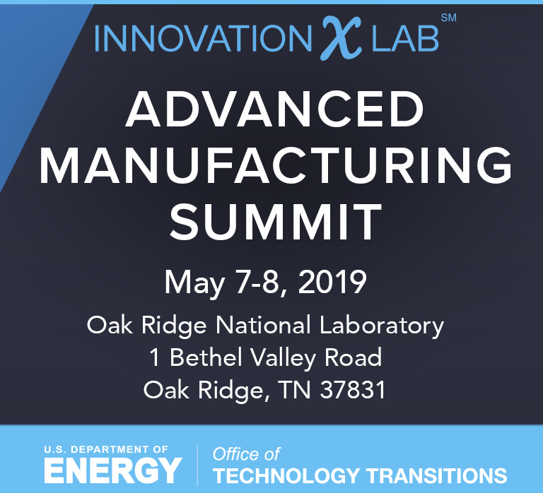 XLAB Advanced Manufacturing Summit